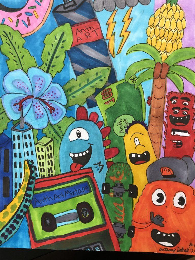 Mixtape Tropical Party